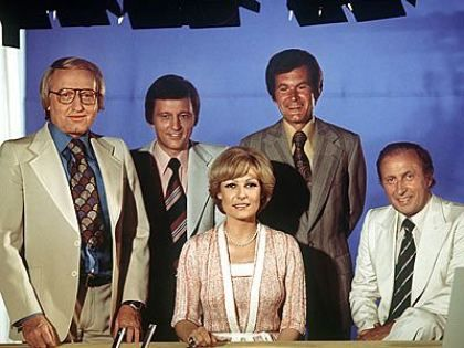 tagesschausprecher 1976 – Birgit