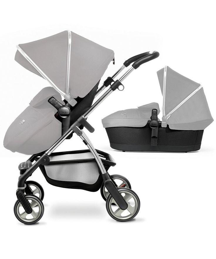 Bundle: €789.93 Silver Cross Wayfarer Chassis + Hood & Apron Pack + Simplicity Infant Car Seat - pushchair offers - Sale