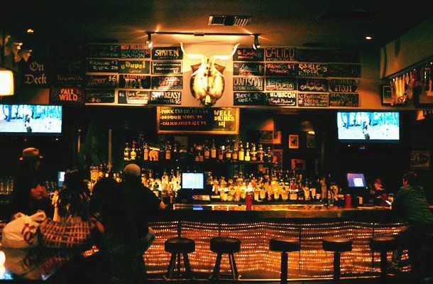 Los Angeles Eight Best Craft Beer Bars