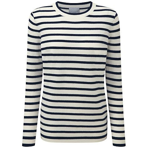 Buy Pure Collection Cashmere Boyfriend Jumper Online at johnlewis.com