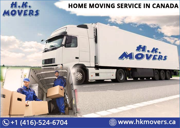 HK Movers is the best local and long distance moving company