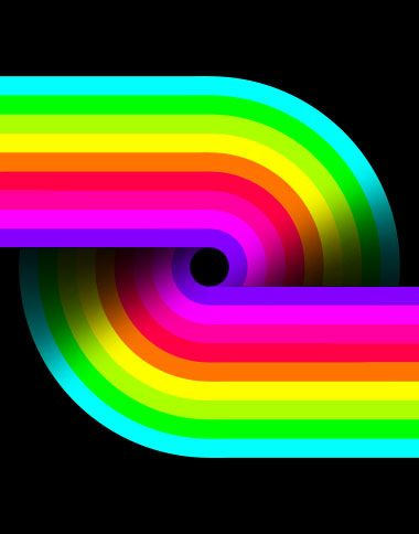Problems With Fluorescent Color Representation