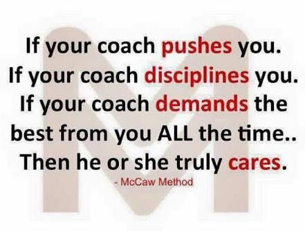 Coaches.. the key to our success❤️
