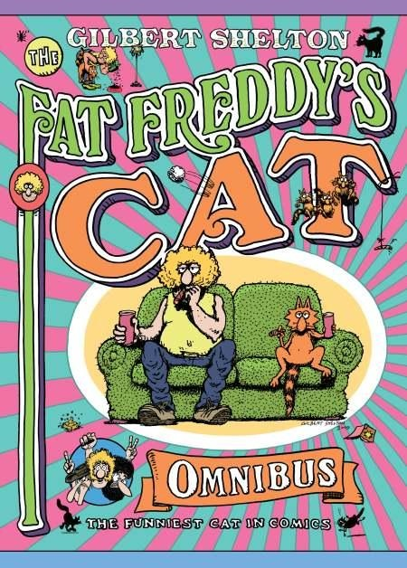 Fat Freddy's Cat, Gilbert Shelton