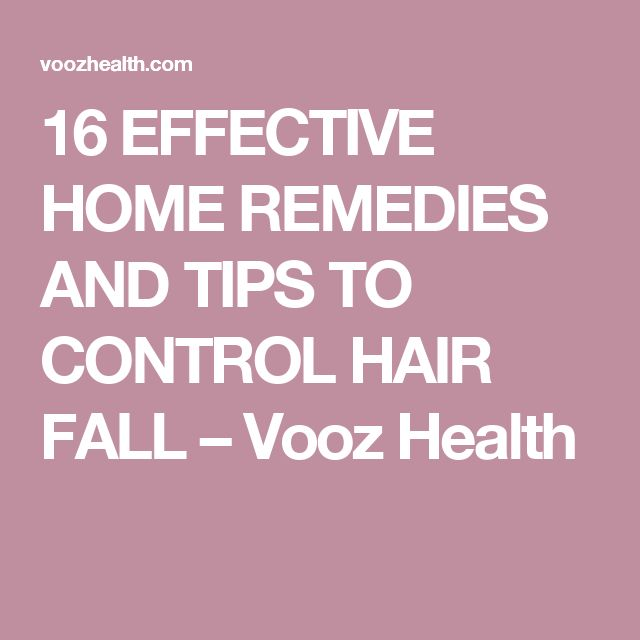 how to stop hair fall home remedies