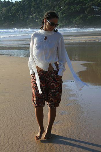 Изделие: Рубашка и шорты Материал: Хлопок и вискоза