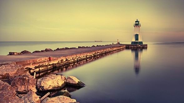 Outer Lighthouse Port Dalhousie