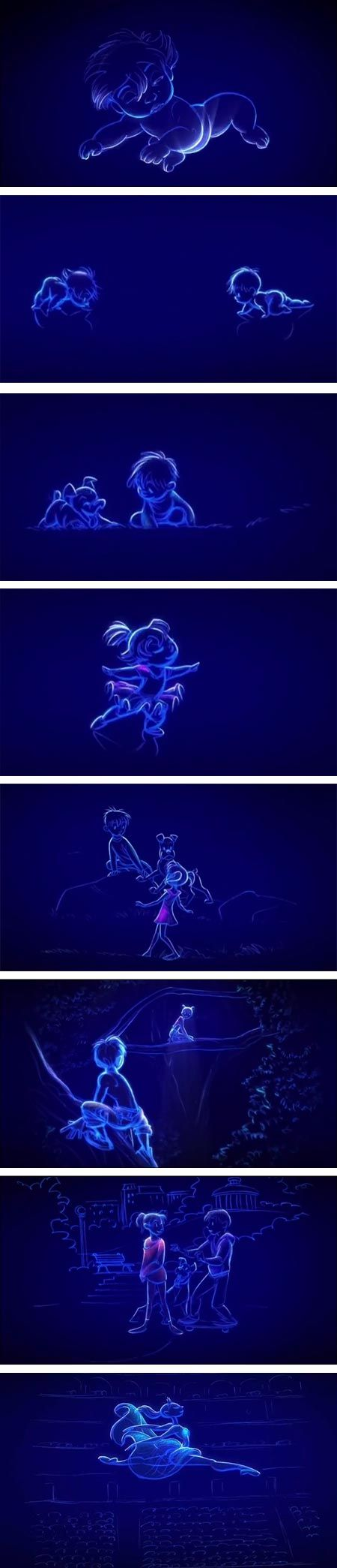 Duet, Glen Keane awesome animated short film