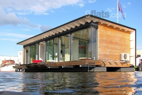 24 best hausboote images on pinterest houseboats. Black Bedroom Furniture Sets. Home Design Ideas