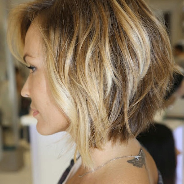 ... Inverted Bob, Wavy Bobs, Shorts Hair, Wavy Hair, Hair Cut, Hair Style