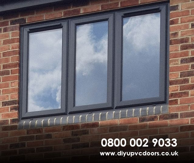 Grey Upvc Windows Google Search Windows And Doors