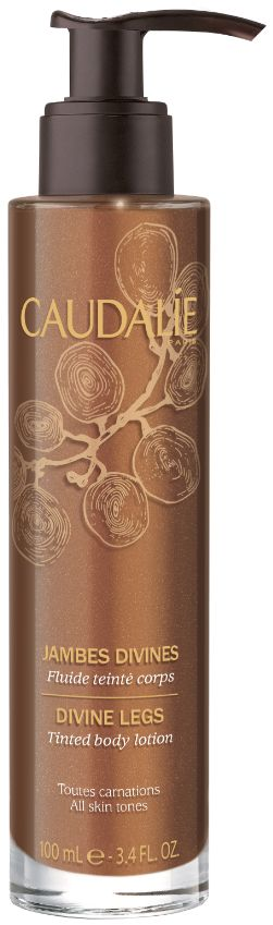 The best instant tan yet! Fab smelling Divine Legs is a tinted moisturiser giving instant results which simply wash off - no streaking - £26. It's an absolute must this summer!