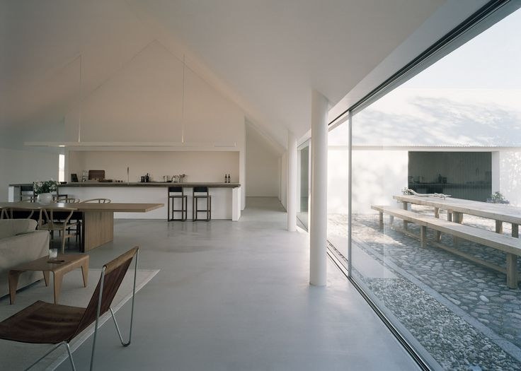 Baron House Sweden by John Pawson 005