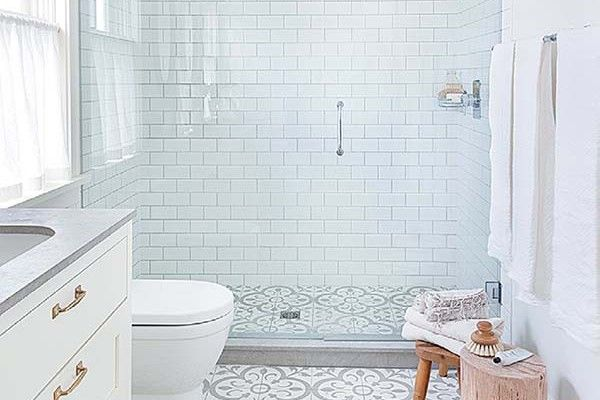 44 Stunningly white bathroom design inspirations ...