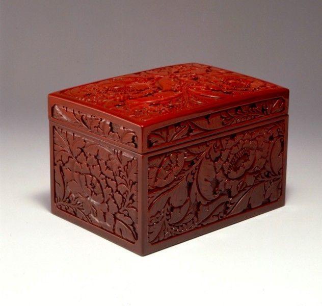 堆朱 伝統工芸 - Google 検索