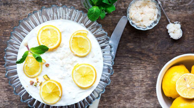 Könnyű, olcsó, sütést sem igényel: Citromimádók sajttortája - Receptek | Ízes Élet - Gasztronómia a mindennapokra