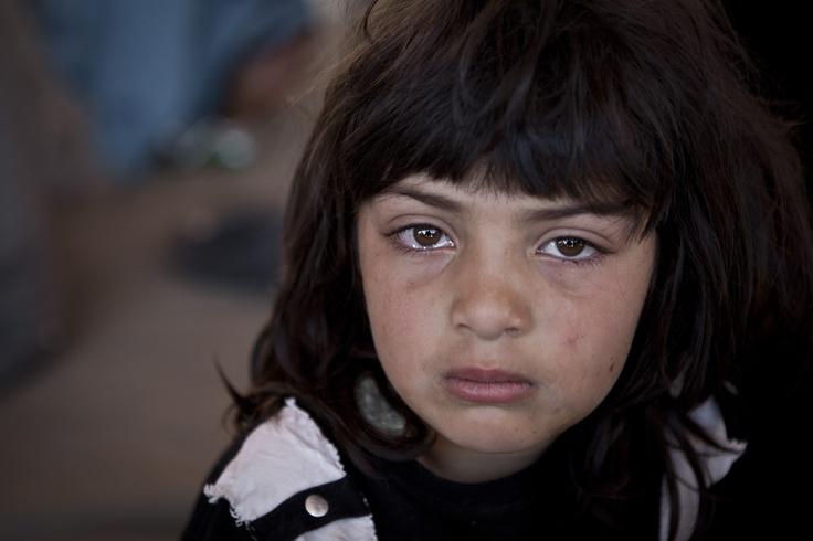 Untold Atrocities, the stories of Syrian Children.  http://www.savethechildren.nl