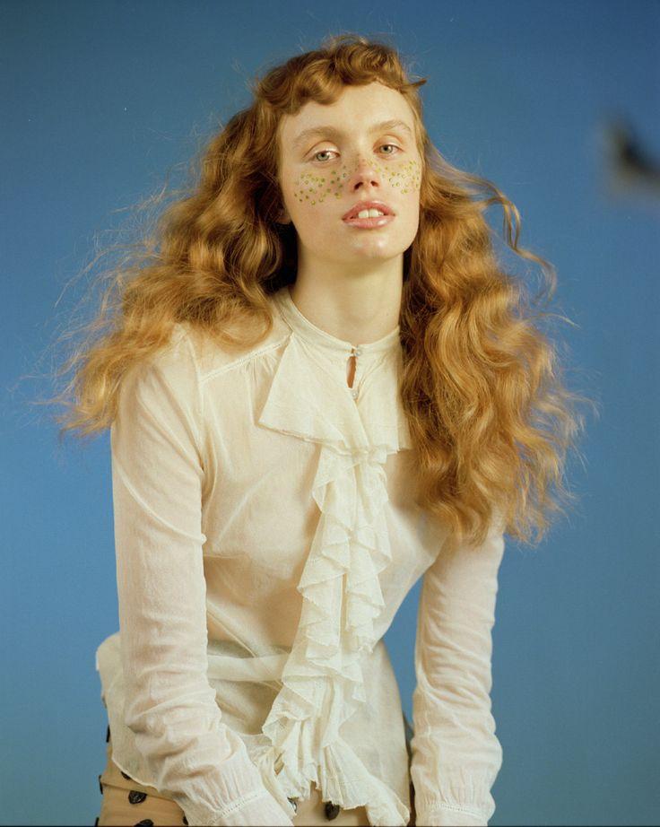 blouse RALPH LAUREN skirt TOGA