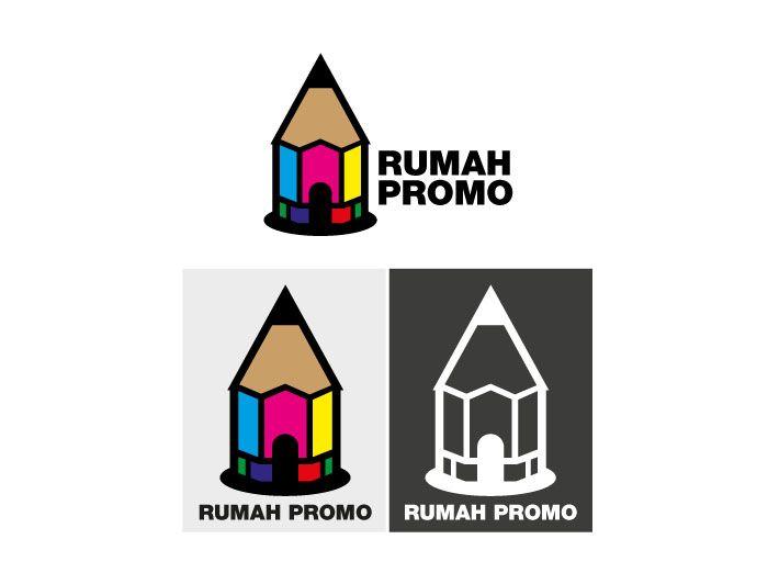 Participating logo contest on www.sribu.com - Rumah Promo, Digital Printing House