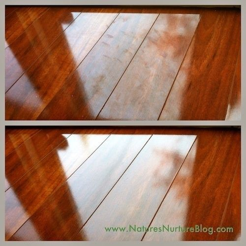 Homemade Floor Cleaner Ingredients Wood Floor Cleaner 1 cup water 1 cup vinegar 1 cup isopropyl alcohol 2-3 drops natural dish soap 10-15 drops essential oil (optional) Fine-mist spray bottle 24oz Instructions Add all ingredients to spray bottle and shake to combine. Sweep/vacuum the floor. Spray cleaner on the floor. Wipe up with a microfiber cloth in circular motion More