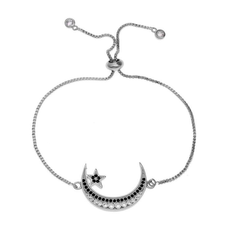 Bracelet cadeau tendance 2017. Ce bracelet fantaisie femme de créateur soulignera la délicatesse de votre poignet. Idée cadeau chic et pas cher.