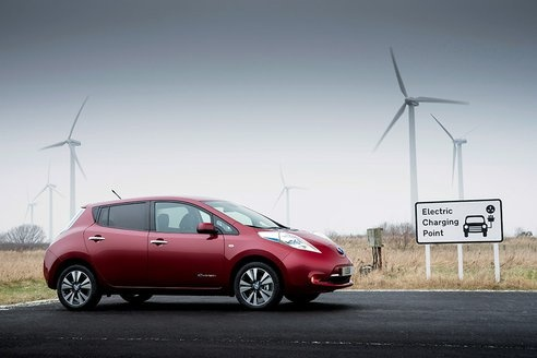 2013 Nissan LEAF awarded IIHS 'Top Safety Pick' rating, again : TreeHugger