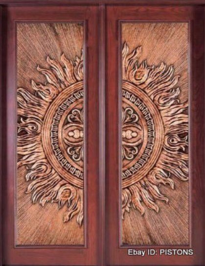 how to build a solid wood door