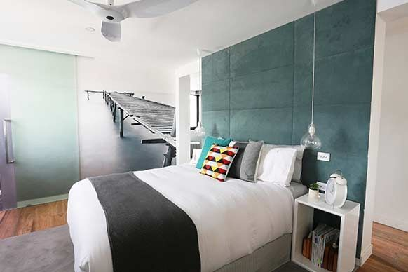 life as we know it...: The Block Sky High | Week 3 Master bedroom and dressing room reveals