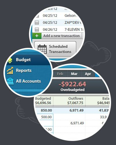 Absolutely THE BEST personal budget software available out there. This squashes all others that claim to help you with your finances like Mint.     This finance software is for Windows & Mac. Give it a try with their 34 day free trial. I've brought it into the lives of 5 of my friends and hope to spread the word because it has made a world of a difference to me. For reals, yo ~