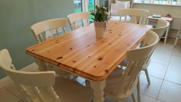 1000 ideas about Pine Table on Pinterest