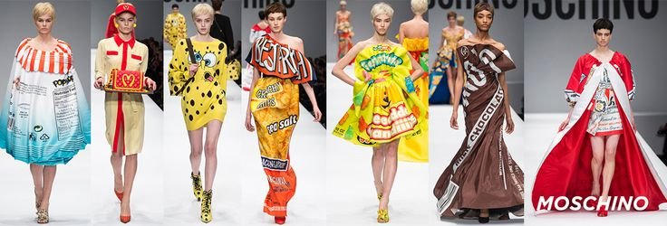 Do it like MOSCHINO!