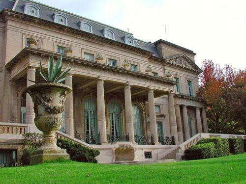 Palacio Sans Sousi familia Alvear Elortondo 1912 San Fernando Prov. de Bs.As.
