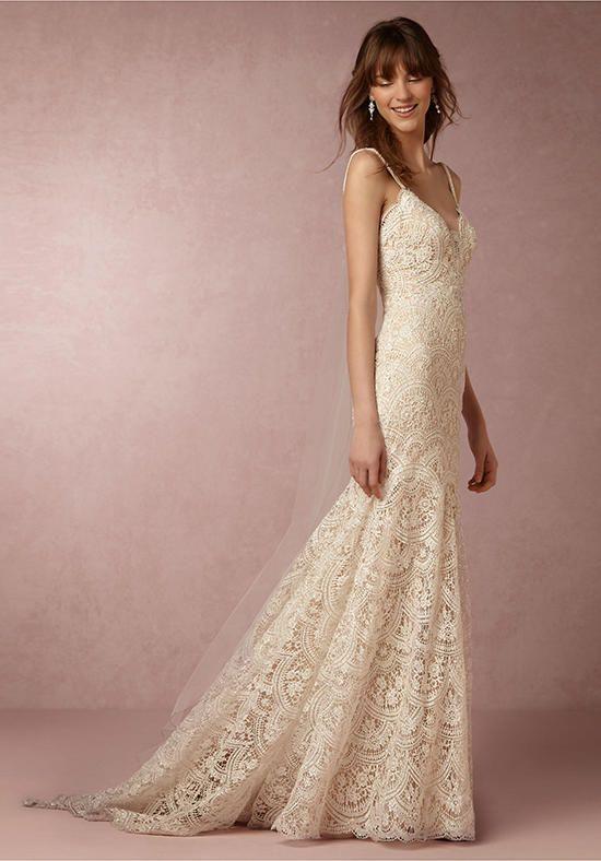BHLDN Elise Gown Wedding Dress - The Knot
