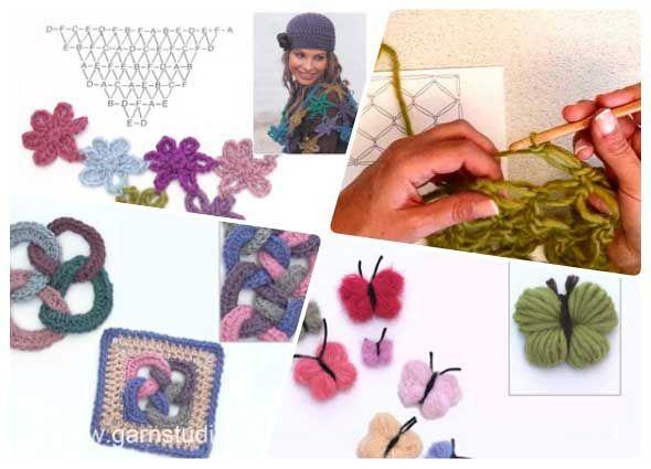 Como Aprender A Tejer Crochet Para Principiantes Crochet Ganchillo Crochet Para Principiantes Aprende A Tejer