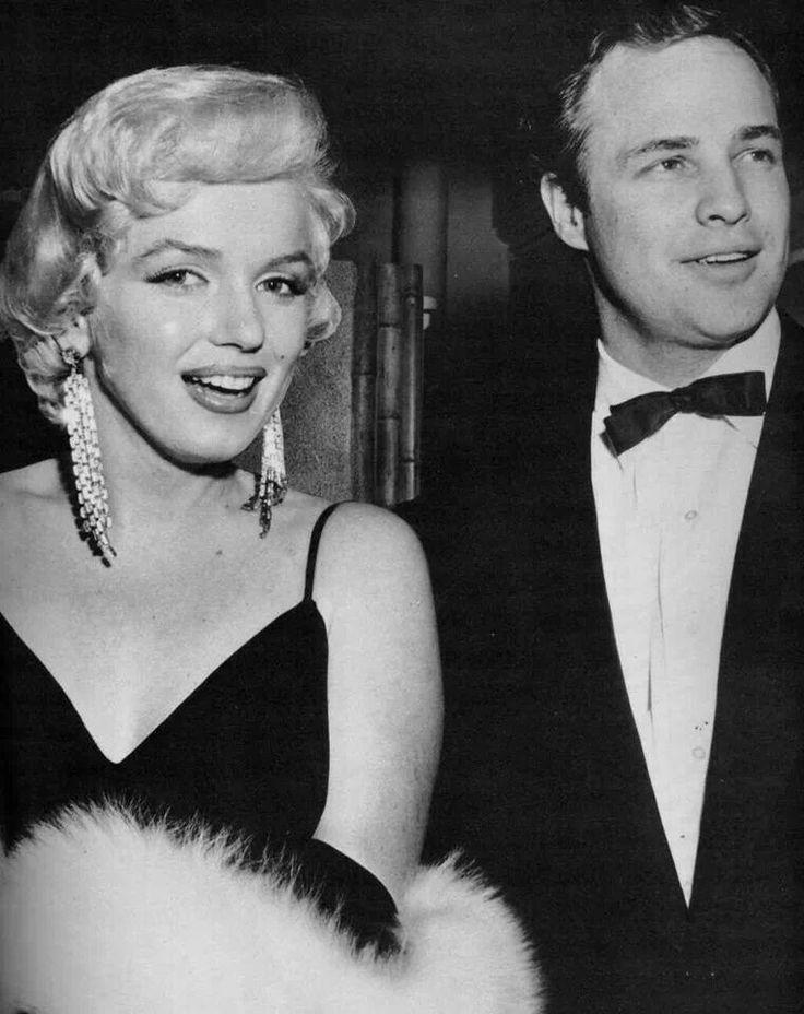 40 best Marilyn and Marlon Brando images on Pinterest | Marlon ...