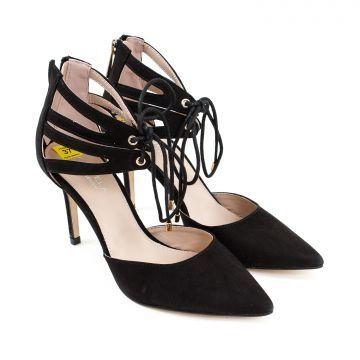 Элегантные женские туфли на высоком каблуке