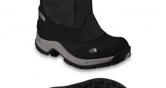 Northface boots inspired waterproof Boots