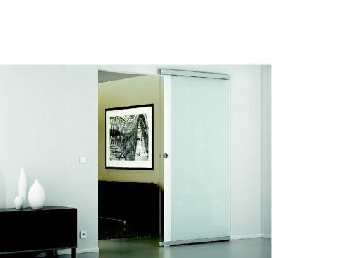 Schiebetürbeschlag, Slido Design 80-M, Garnitur - im Häfele Deutschland Shop