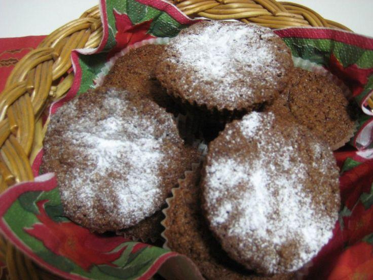 Suklaamuffinit, gluteeniton, maidoton, munaton