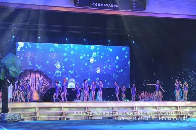XXI Jogos Salesianos - Estoril 2014