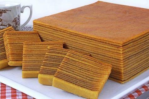 Resep dan Cara Membuat Kue Lapis Legit Enak