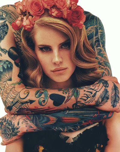 .My spirit animal - Lana del Rey