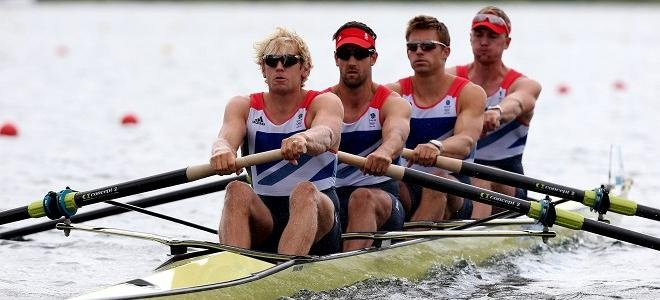 Golden session for British rowers | Team GB