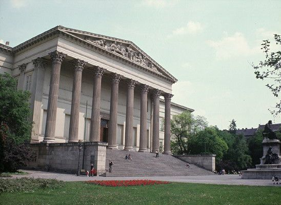 Magyar Nemzeti Múzeum - Budapest Múzeumok - Múzeum Budapesten