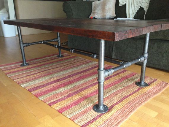 Plumbing Pipe Coffee Table