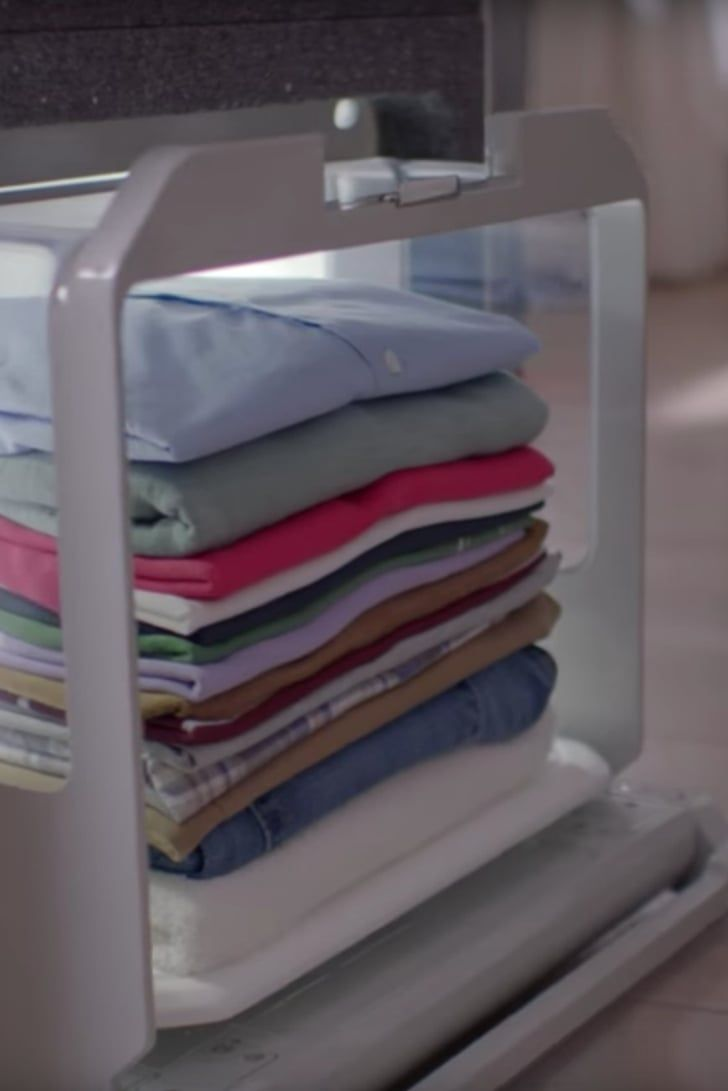 New Laundry Folding Robot Will Change Your Life If You Don T Mind This 1 Thing Folding Laundry Folding Machine Laundry Business