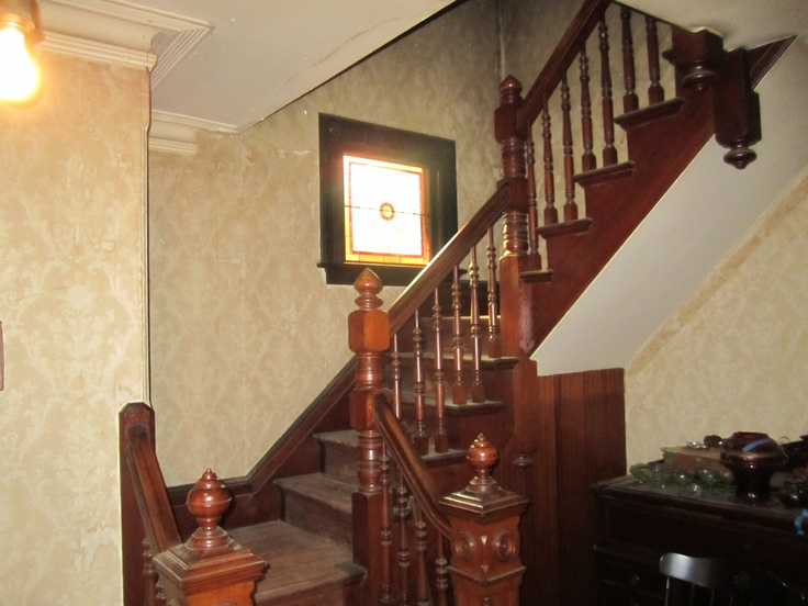 Victorian Era Foyer : Best images about wood stairs on pinterest foyers