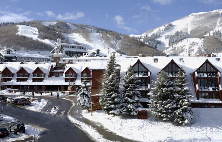 The Lodge at the Mountain Village by ASRL, Park City
