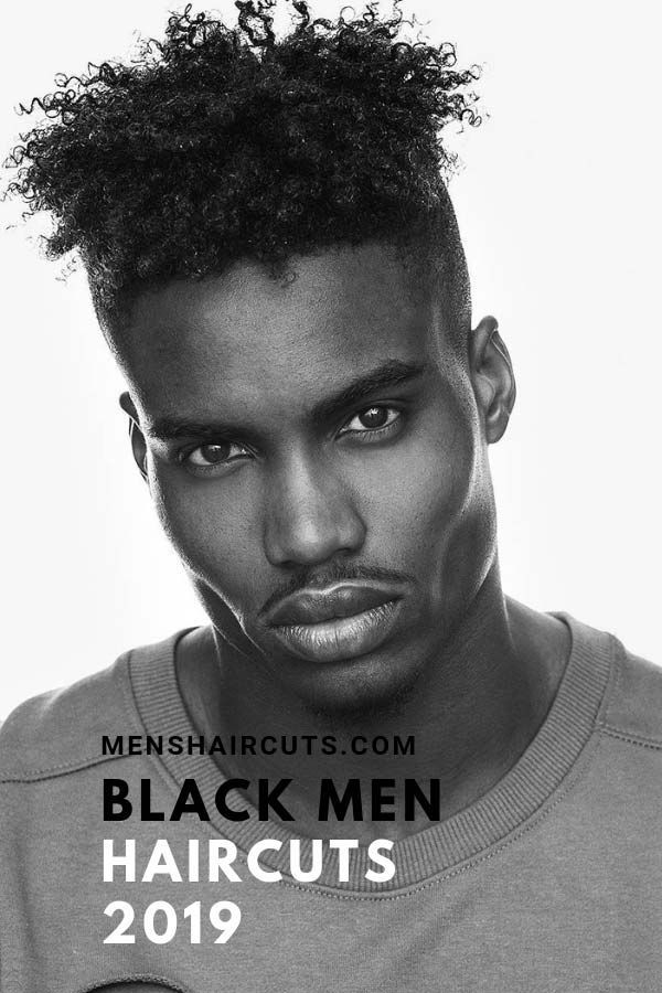 Creative And Stylish Ideas For Black Men Haircuts 2019 Son