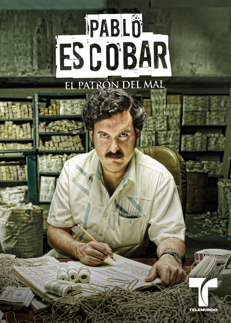 Pablo Escobar el Patron del mal Serie Completa MEGA ~ TARINGA!Blog¡